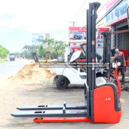 Xe nâng Pallet Stacker LINDE L16 (HGL160219)