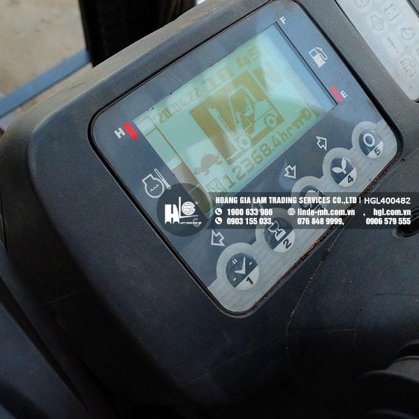 Xe nâng dầu UNICARRIERS YDN-D1F4A40 (HGL400482)